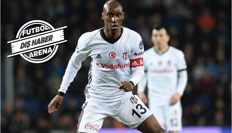 Atiba, Beşiktaş'tan sonraki durağını açıkladı