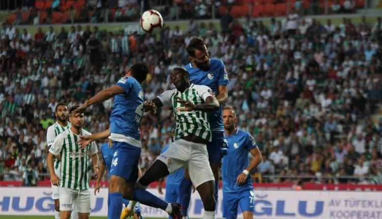 Atiker Konyaspor 3-2 Erzurumspor maç özeti ve golleri (İZLE)