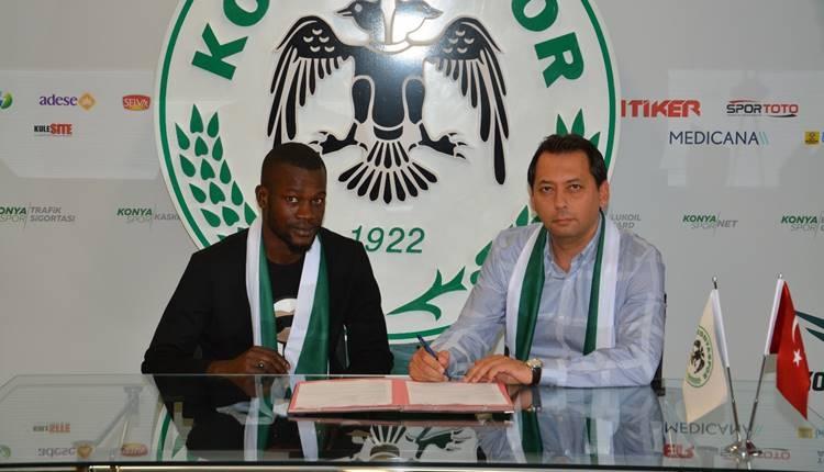 Atiker Konyaspor, Fallou Diagne ile imzalıyor (Fallou Diagne kimdir, transfermarkt)