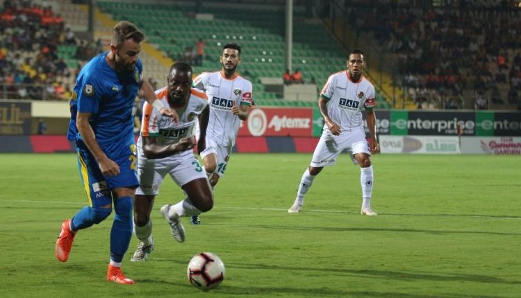 Aytemiz Alanyaspor 0-2 Ankaragücü maç özeti ve golleri (İZLE)