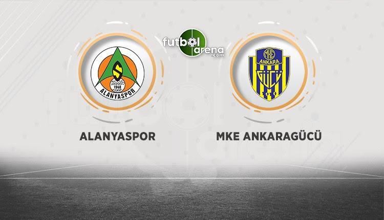 Aytemiz Alanyaspor - Ankaragücü beIN Sports canlı şifresiz izle