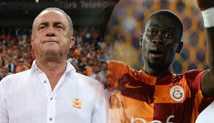 Badou Ndiaye Galatasaray'da! Fatih Terim açıkladı