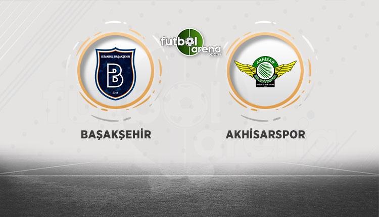 Başakşehir - Akhisarspor beIN Sports canlı şifresiz izle