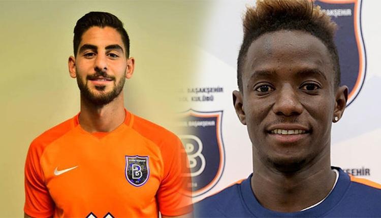 Başakşehir'den Cheikhou Dieng ve Atabey Çiçek transferi açıklaması