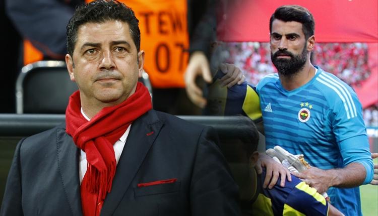 FB Haber: Benfica'da Rui Vitoria'dan Volkan Demirel'e tepki