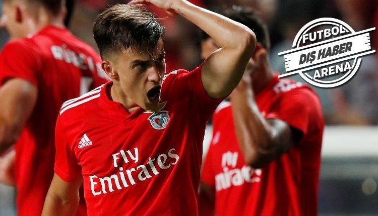 FB Haber: Benfica'nın Fenerbahçe maçı kadrosu açıklandı! Kafilede yok