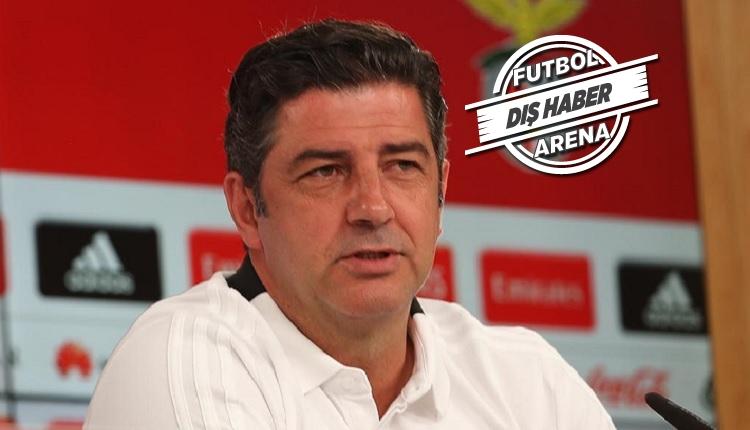Benfica'nın hocası Rui Vitoria Fenerbahçe maçı öncesi iddialı