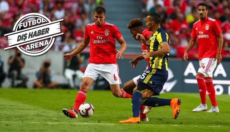 Benfica'nın yıldızlarına teklif var! Fenerbahçe maçı öncesinde...
