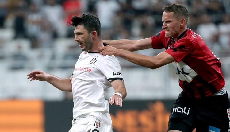 Beşiktaş 1-0 LASK Linz maç özeti ve golü İZLE