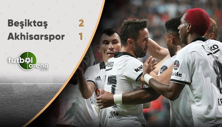 BJK Haber: Beşiktaş 2-1 Akhisar maç özeti ve golleri