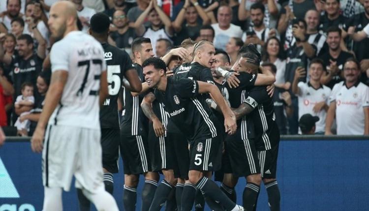 Beşiktaş, Avrupa'da ön elemeye takılmıyor