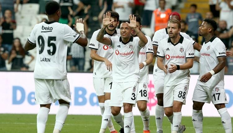 Beşiktaş, B36 Torshavn maçıyla tarihe geçti! En farklı galibiyet...