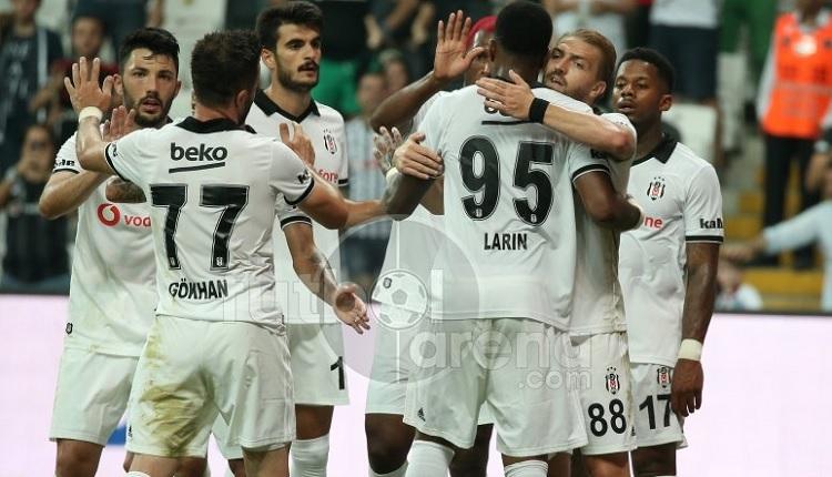 Beşiktaş - B36 Torshavn sonrası flaş transfer sözleri