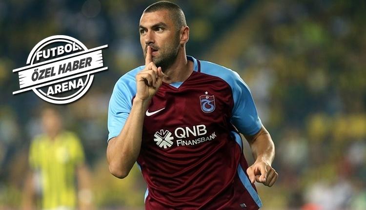 BJK Transfer: Beşiktaş, Burak Yılmaz için görüşmelere başladı