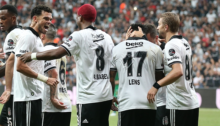 Beşiktaş iç sahada durdurulamıyor! (Beşiktaş'ın iç saha yenilmezlik serisi)