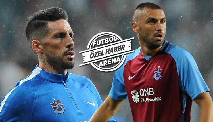 Beşiktaş ile Trabzonspor arasında dev transfer görüşmesi! Jose Sosa ve Burak Yılmaz