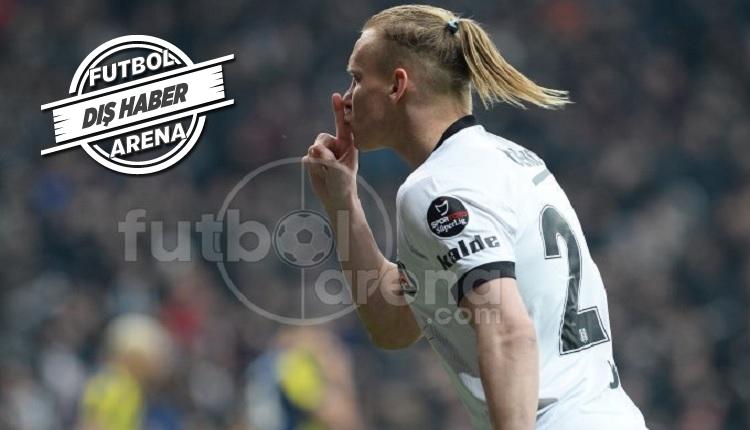 BJK Transfer: Beşiktaş Monaco'dan Vida transferi için cevap bekliyor