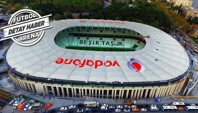 Beşiktaş, Vodafone Park'ta ilk yenilgisini aldı