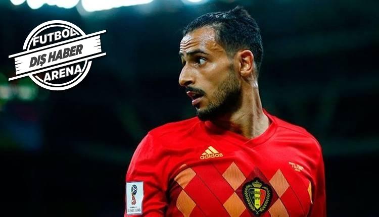 Beşiktaş'a Chadli transferinde Lyon rakip oldu
