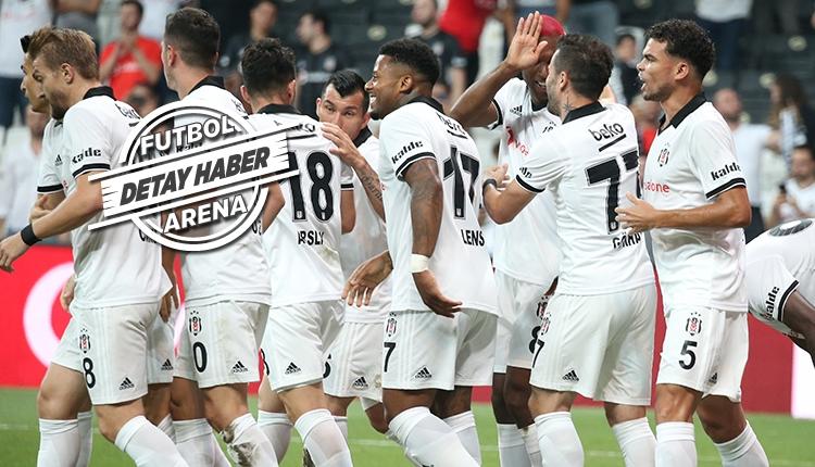 Beşiktaş'ın açılış maçları karnesinde büyük başarı