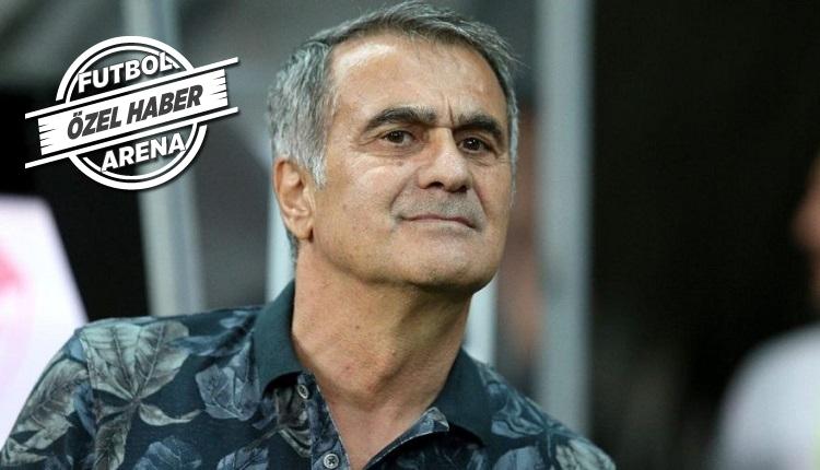 Beşiktaş'ın Erzurumspor maçı 11'i! Şenol Güneş'ten rotasyon