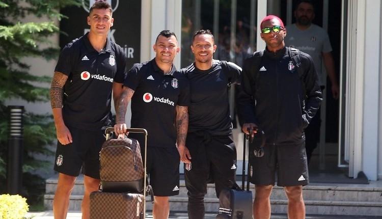 Beşiktaş'ın LASK Linz maçı kadrosu açıklandı