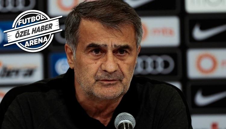 Beşiktaş'ın Partizan maçı 11'i