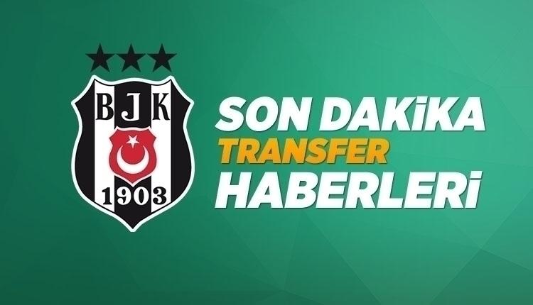 Beşiktaş'ın transfer listesinde kimler var? BJK transfer listesi