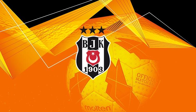 Beşiktaş'ın UEFA Avrupa Ligi maç fikstürü