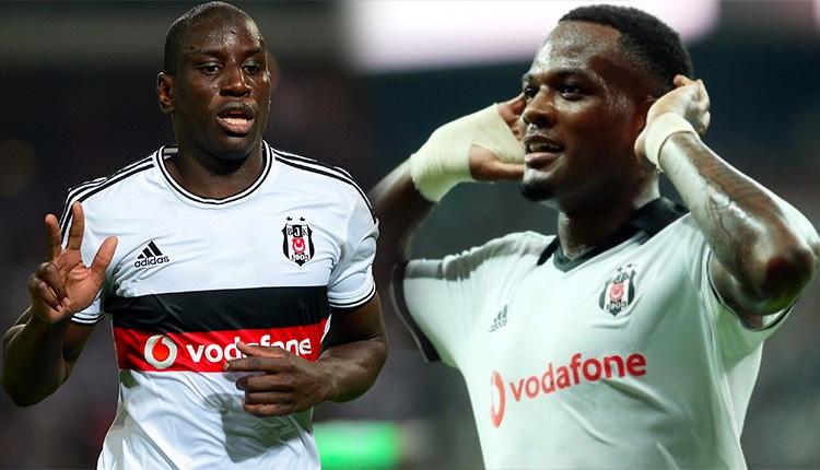 Beşiktaş'ta Cyle Larin, Demba Ba'nın rekoruna ortak oldu