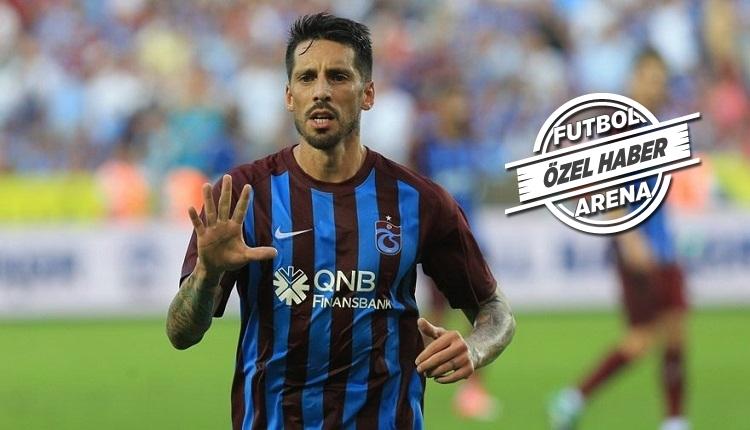 Beşiktaş'tan Jose Sosa için transfer kararı