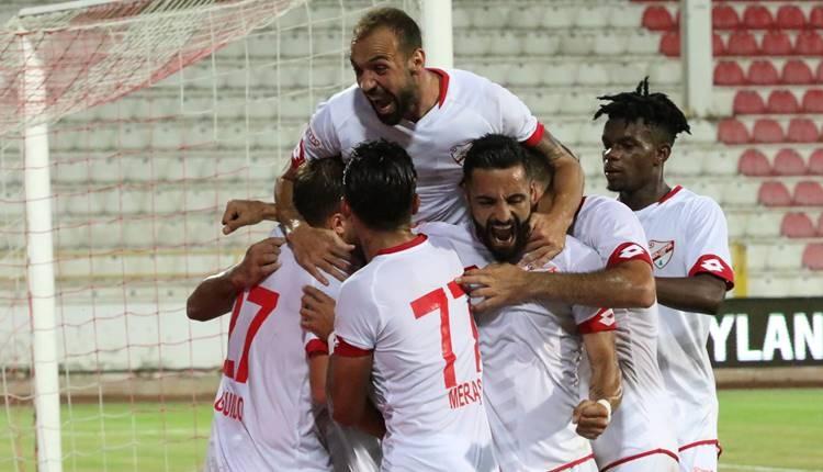 Boluspor 3-1 Ümraniyespor maçı özeti ve golleri (İZLE)