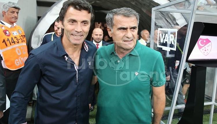Bülent Korkmaz: 'Beşiktaş karşısında imkansızı başardık'