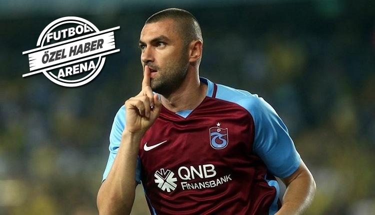 BJK Transfer: Burak Yılmaz Beşiktaş'ta! Trabzonspor'dan açıklama