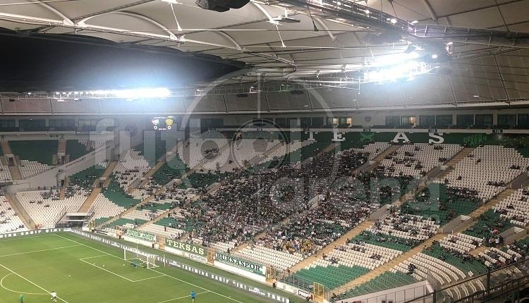 Bursaspor 0-2 Ankaragücü maç özeti ve golleri