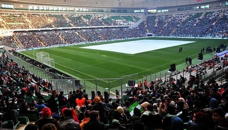 Bursaspor, Beşiktaş maçı öncesi taraftarıyla buluşacak