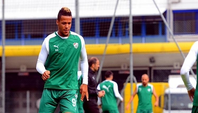 Bursaspor, William Troost-Ekong'u Udinese'ye satıyor