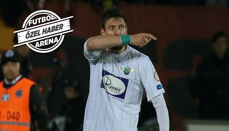 Bursaspor'dan transferde Yevhen Seleznyov sürprizi
