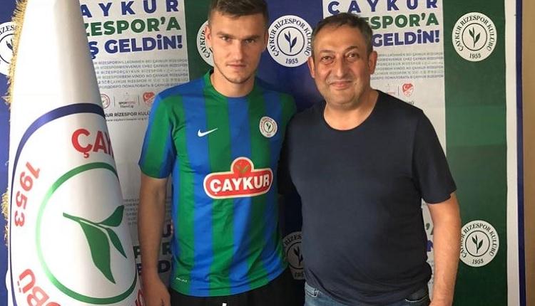 Çaykur Rizespor Oleksandr Gladky ile sözleşme imzaladı