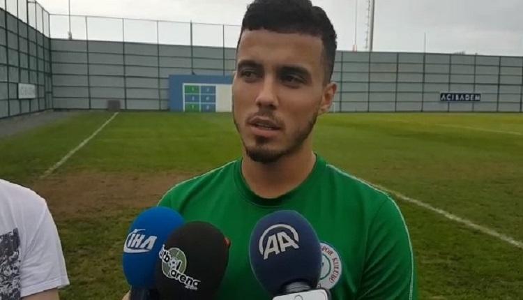 Çaykur Rizesporlu Mustafa Saymak'tan Cocu sözleri