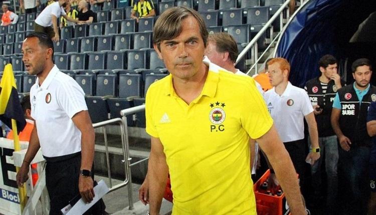 FB Haber: Cocu'dan Giulaino ve Josef'in ayrılmalarıyla ilgili açıklama