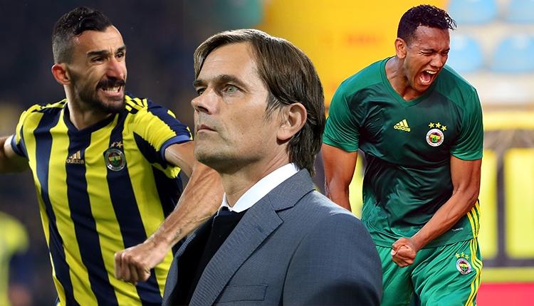 FB Haber: Cocu'nun Mehmet Topal ve Josef'ten vazgeçmeme sebebi