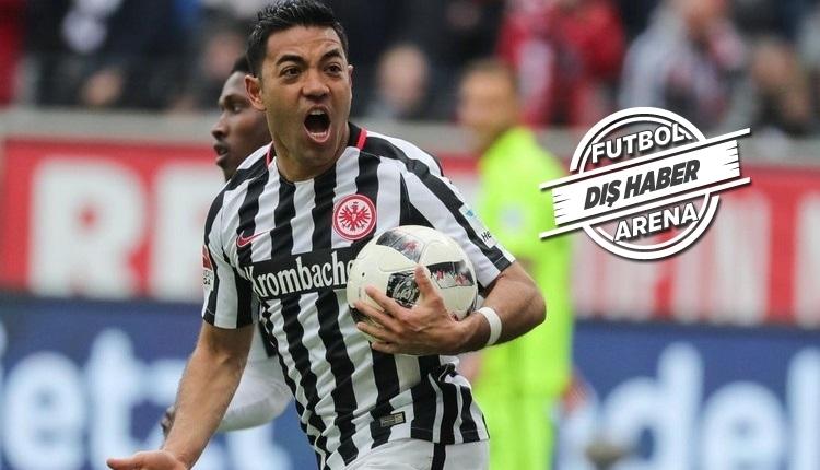 Cruz Azul'dan Marco Fabian itirafı! 'Beşiktaş ile anlaşmak üzere...'