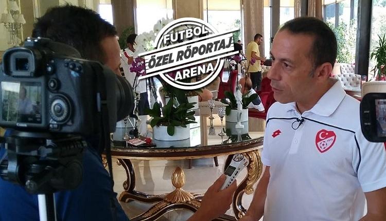 Cüneyt Çakır FutbolArena'ya konuştu:
