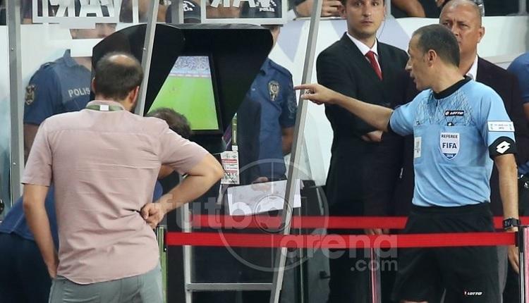Deniz Çoban FutbolArena'ya konuştu: 'Cüneyt Çakır'ın kararı...