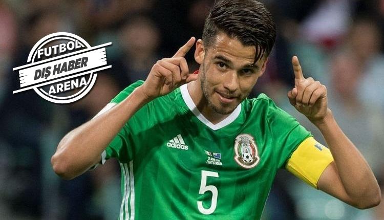 FB Transfer: Diego Reyes'in menajeri konuştu: