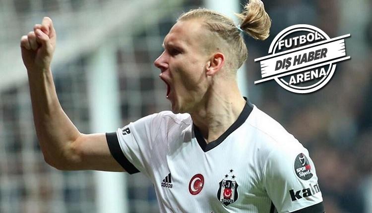 Domagoj Vida'dan flaş açıklama: 'Premier Lig hayalim'