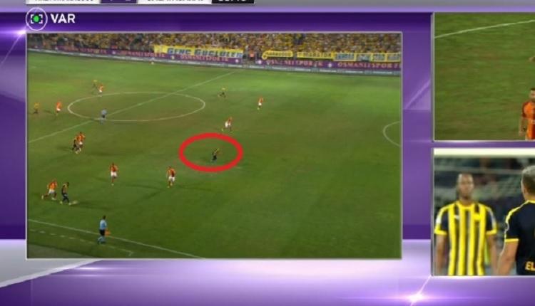 El Kabir'in Galatasaray'a golü ofsayt mı? VAR sistemi devrede
