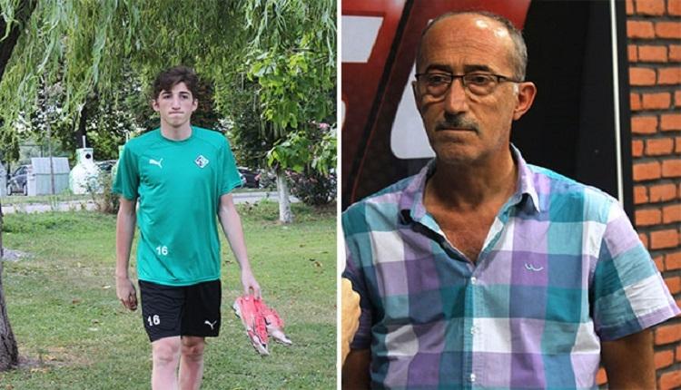 Emircan Seçgin'in babasından Galatasaray açıklaması: