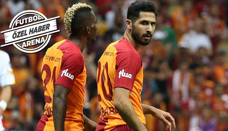 GS Haberler: Emre Akbaba Alanyaspor maçında oynayacak mı? Fatih Terim...
